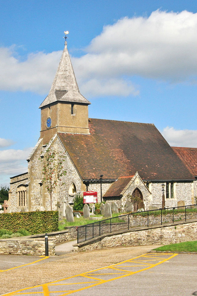 stanstead church