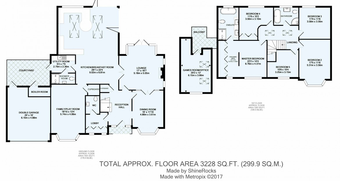 Floorplans For West Hill, Sanderstead