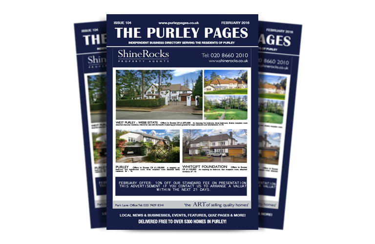 Purley pages